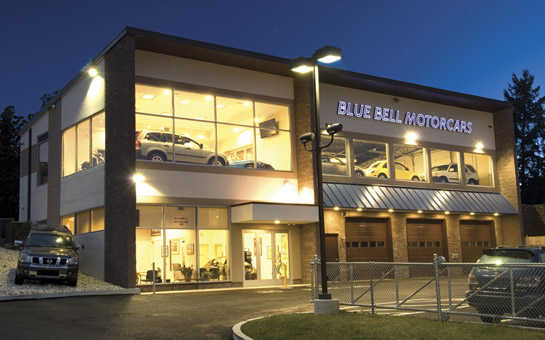 Contact Blue Bell Motorcars